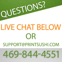 Live Chat Or Call Us