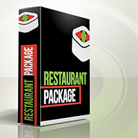 Restaurant Print Package