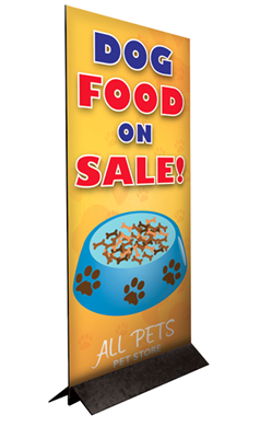 Free Standing Sign Holder