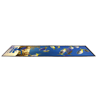 "3' x 10"" Outdoor Ground Mat"