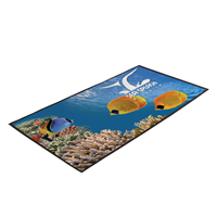 "3'x 5"" Outdoor Ground Mat"