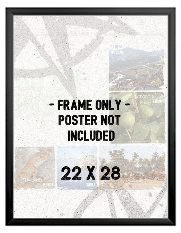 the front load snap frame is perfect for advertising for events businesses promotions and conferences the 22 x 28 frame is lightweight professional