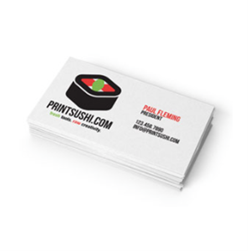 Linen Business Card Printing