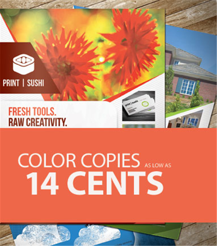 Full Color Copies