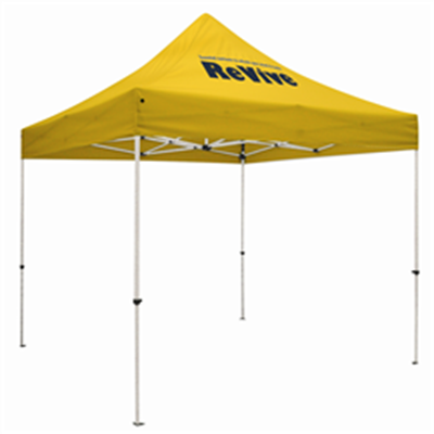 Promotional Event Tent 1 Color Thermal Standard