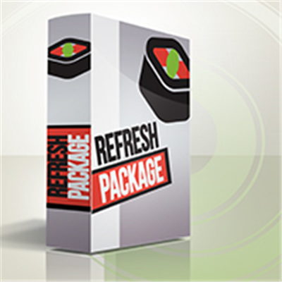 Refresh Print Package
