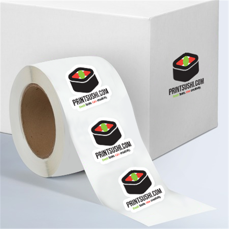 PrintSushi Card Printing Flag Banners Vinyl Banners And - Custom die cut vinyl stickers fast