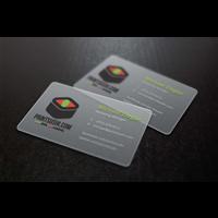 Business cards plastic business cards colourmoves