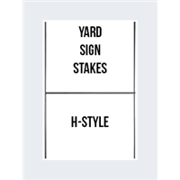 Yard Stakes