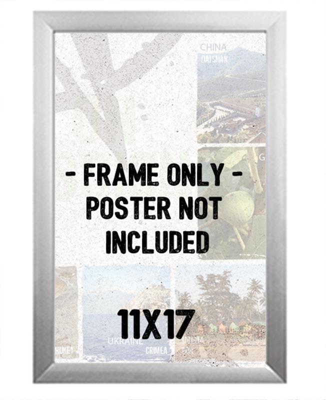 Front Load Snap Frame