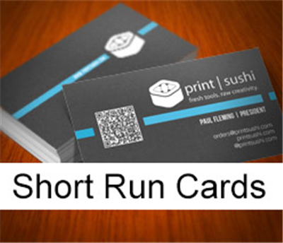 Business Cards SHORT RUN